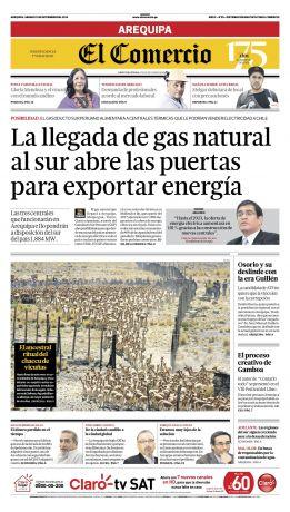 El Comercio Arequipa en PerúQuiosco