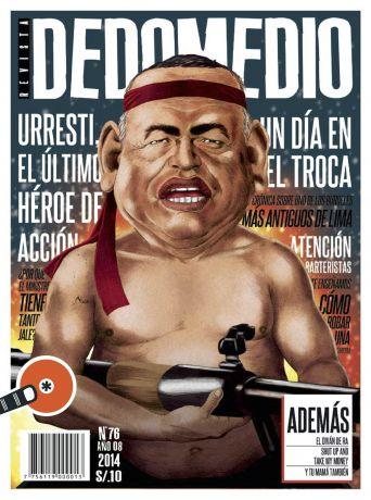 Dedo Medio en PerúQuiosco
