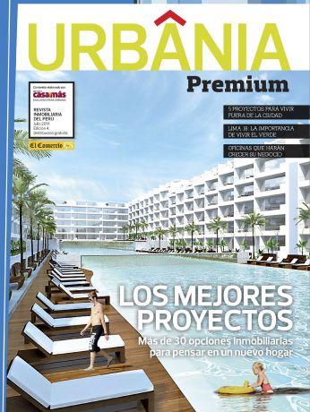 Urbania Premium en PerúQuiosco